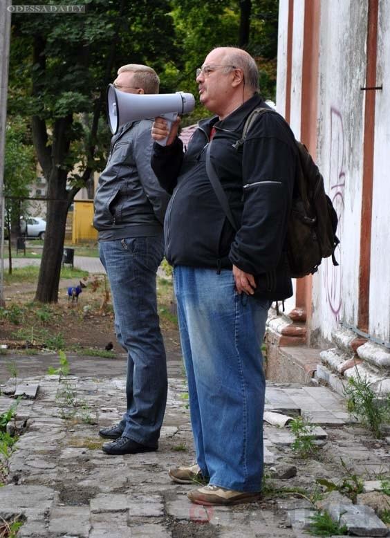 ПРОТИВОЯДИЕ №3 Леонида Штекеля - Александр Второй и Одесский горсовет (Видео)