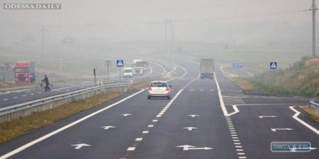 Власти хотят продлить трассу Одесса-Рени до Болгарии