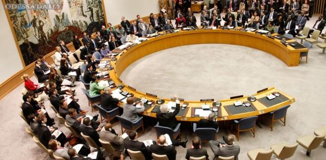 Завтра ситуацию в Донбассе продолжат рассматривать в Совете Безопасности ООН
