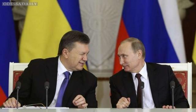 Путин предал Януковича - российский журналист