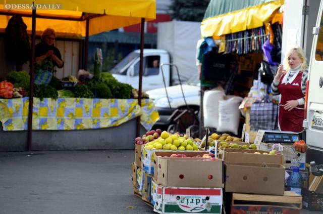 В июле в Украине впервые за два года упали цены