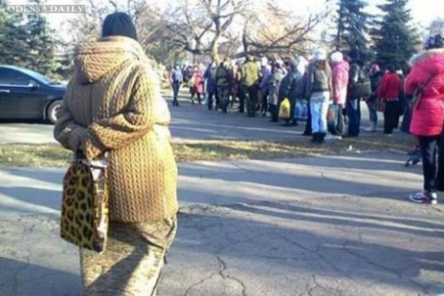 На Луганщине разъяренные женщины выгнали российских солдат из села