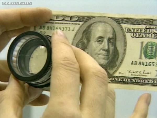 В Одесской области «гуляют» фальшивые доллары