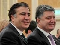 Саакашвили потребовал от Порошенко отреагировать на увольнение Сакварелидзе