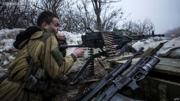 Сводка ИС: террористы активно восполняют потери, понесенные на Дебальцевском плацдарме