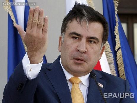 Егор Соболев: Фракция Самопоміч рассматривает кандидатуру Саакашвили на должность премьера
