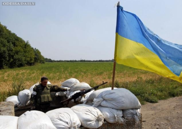 5-дневный штурм украинского блокпоста в Никишино. ВИДЕО