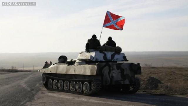 Сводка ИС: боевики готовятся отражать наступление ВСУ на Артемовском направлении