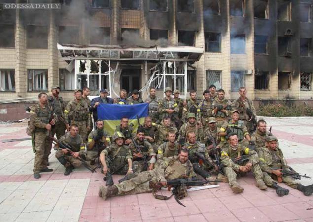Сводка ИС: близ Новоазовска с моря был атакован блок-пост силовиков