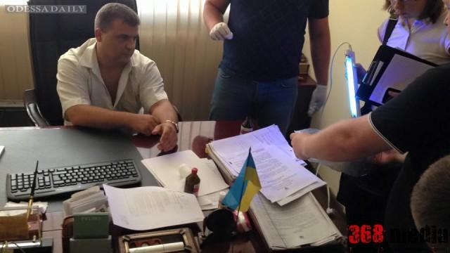 Бывшему судье и чиновнику Одесского горсовета назначили залог в 350 тысяч гривен