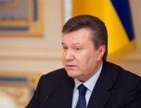 Янукович — митингующим: «Успокойтесь и прекратите противостояние»