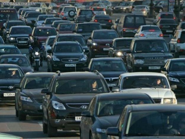 Где сегодня не проехать: обстановка на дорогах Одессы
