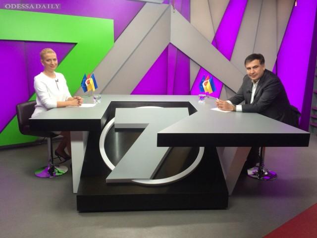 Марушевская на следующей неделе возглавит Одесскую таможню, - Саакашвили