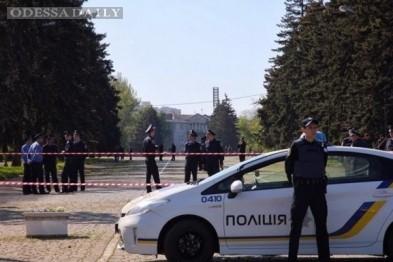 В Одессе очередной раз минировали Куликово поле