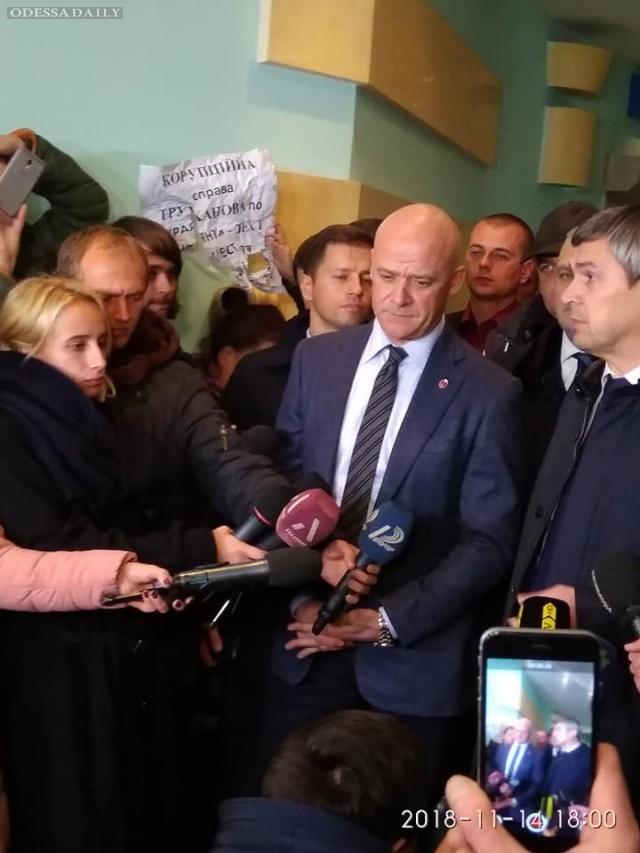 Алина Подолянка: Немножко обыденного из суда над Трухановым.