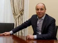 «Украинские журналисты стали бойцами информационного фронта» - Парубий