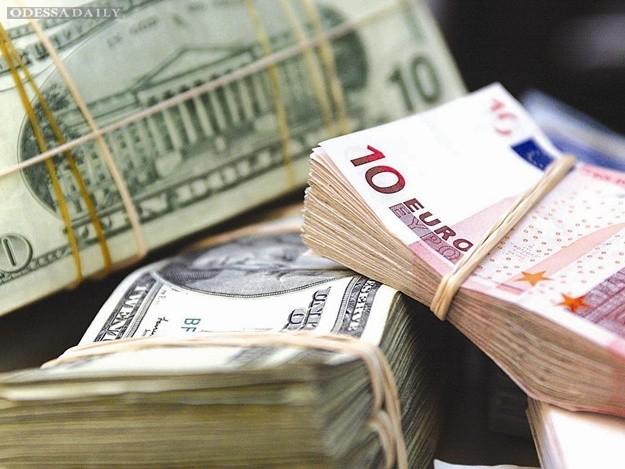 Курс валют на черном рынке Одессы 18 марта
