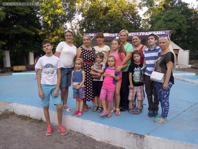 Международный детский фестиваль в Одессе