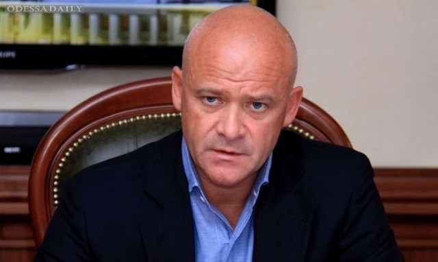 На выборах мэра Одессы победил Труханов
