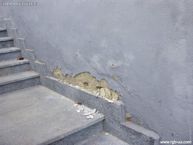 Рада Громадської Безпеки: Анализ состояния отреставрированных архитектурных объектов Одессы