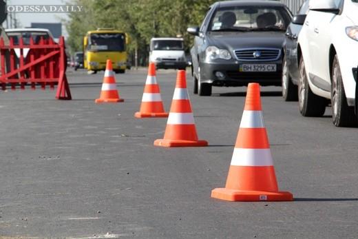 Где не проехать: ситуация на дорогах Одессы