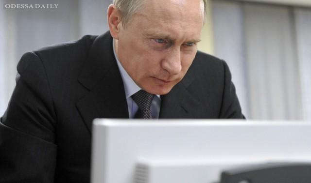 Путин приблизил на год прощание России со Всемирной паутиной