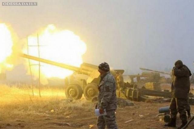 Боевики бежали с поля боя после попытки штурма позиций АТО