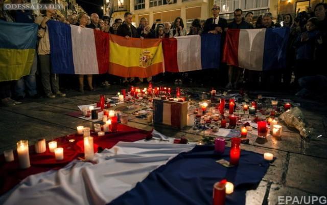 Теракты в Париже: Установлена личность седьмого смертника и обнаружена конспиративная квартира