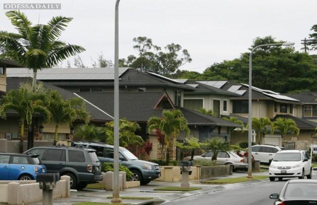Гавайи: 70% чистой энергии к 2030 году
