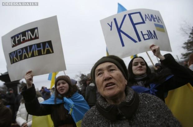 Украинская власть создает себе условия для бизнеса в Крыму, а крымчан - дискриминирует