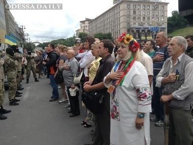 Сегодня на Майдане пройдет очередное общественное Вече