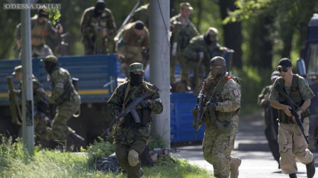 Вторжение в Украину: последние события в Донбассе и Крыму - 27