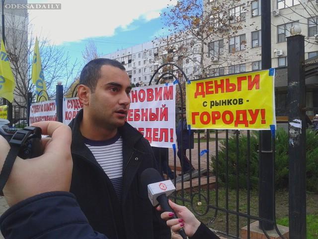 Мнение протестующего предпринимателя Амира Скляра: Кто погубит Украину?