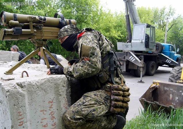 Ход АТО: падение транспортного узла в секторе Д - конец организованному сопротивлению террористов