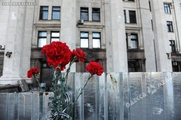 Правду о трагедии в Одессе установило не следствие, а журналисты