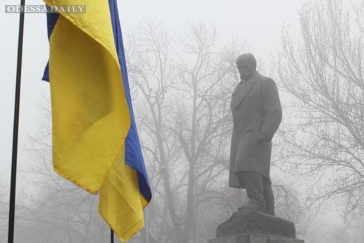 В Одессе отмечают день рождения Тараса Шевченко