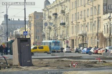 Тираспольская площадь осталась закрыта для одесситов и в 2017 году