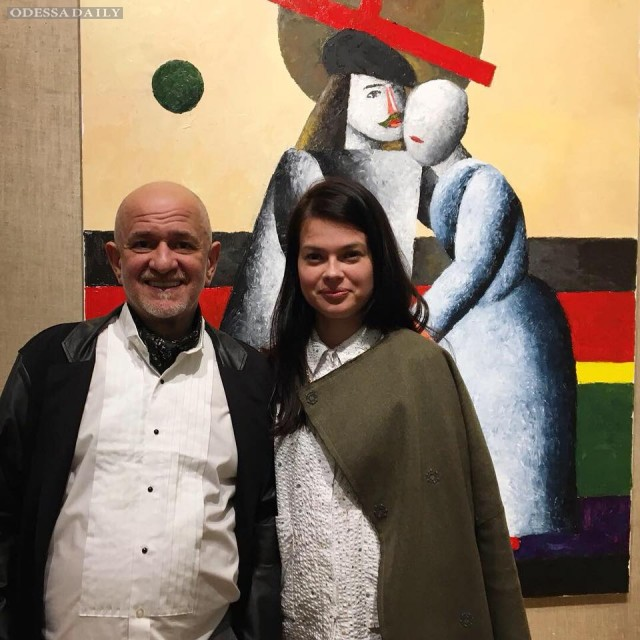 Таня Шатц: Есть такой коварный художник Александр Ройтбурд