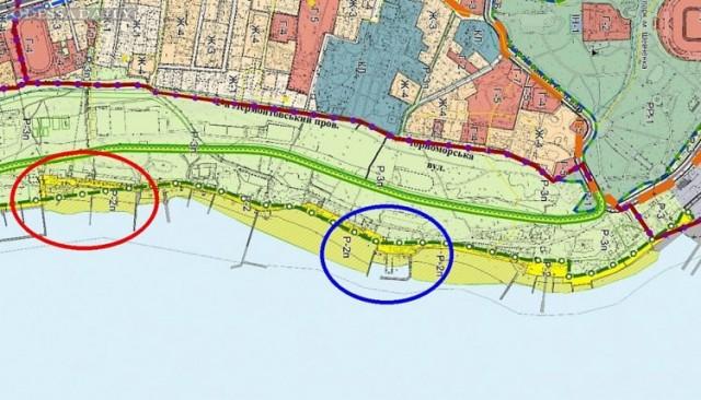 Суд признал зонинг Одессы законным