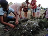 Одесская область: Экологи НПП «Тузловские лиманы» выявляют браконьерский синдикат