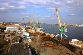 Одесские моряки арестованы в Российском порту