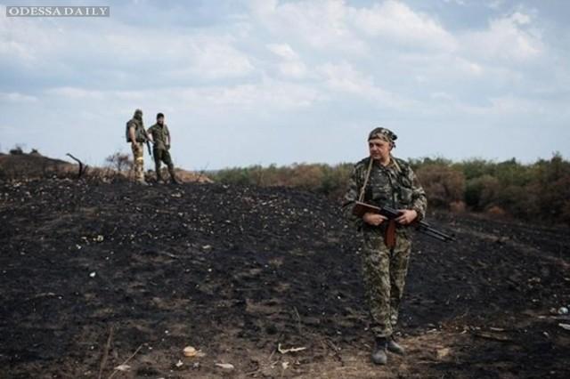 Боевики атаковали несколько блокпостов сил АТО, атаки отбиты