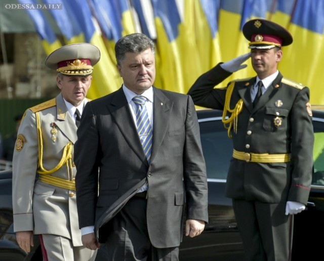 Порошенко распустил парламент: текст обращения к народу