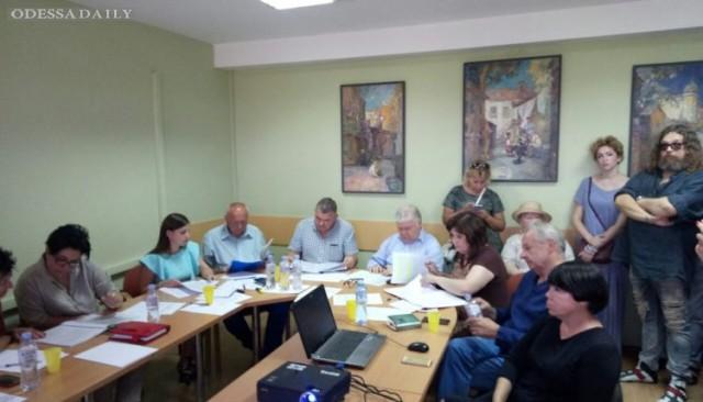Конкурс на нового директора одесского Украинского театра закончился без победителя
