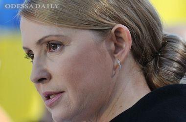 Тимошенко объявила Раде бойкот