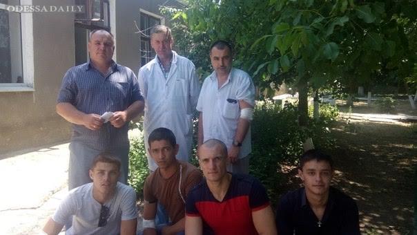 Мы одной крови: луганчане в Одессе сдали кровь для раненых бойцов АТО. ФОТО