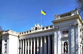 Мэр Одессы распорядился снести все огромные названия строительных компаний на домах