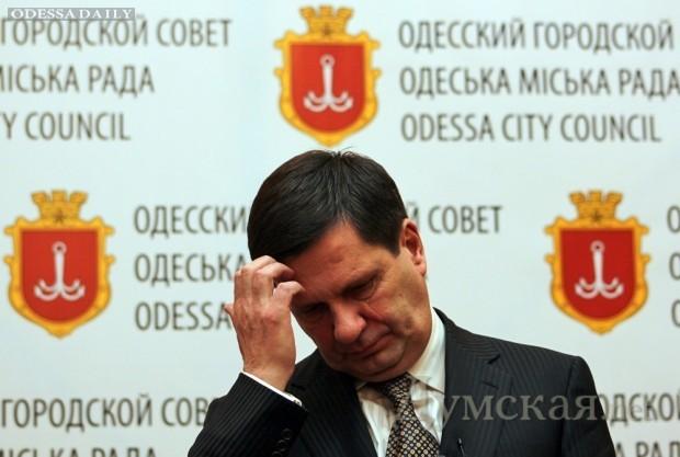 Молния: Костусев подал в отставку!