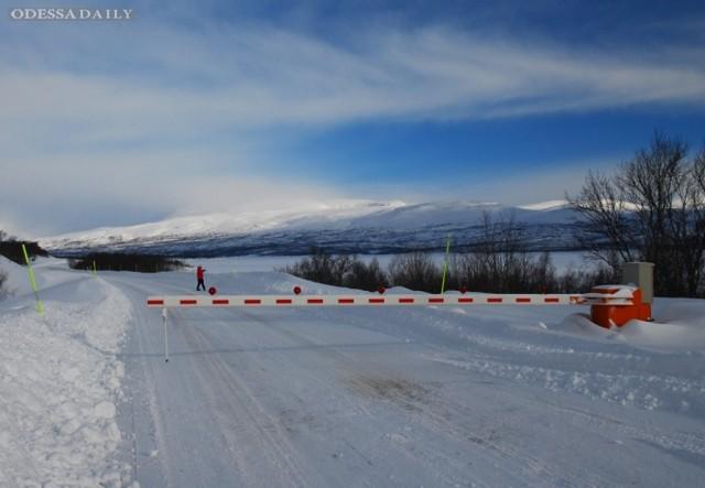 На границе Одесской области и Молдовы закрыли пункты пропуска