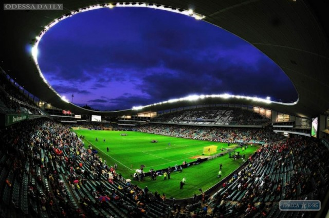 Одесский стадион Черноморец выставят на аукцион